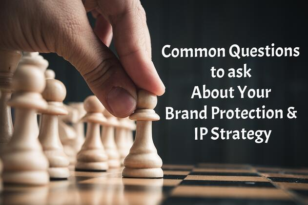 brand protection & IP strategy