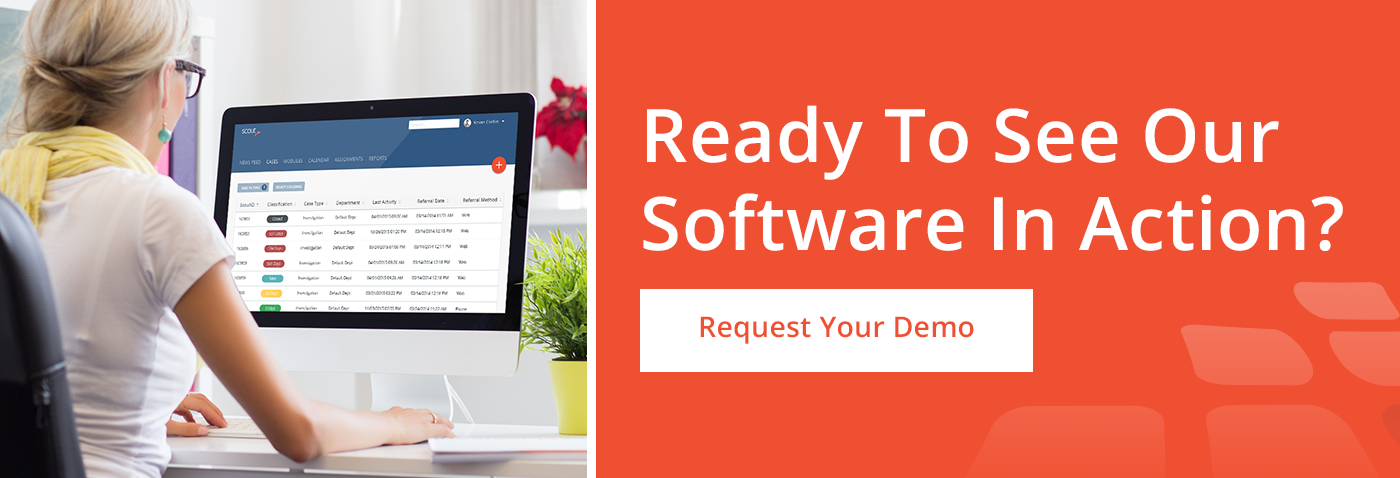 Request a Demo of Scout CMS Software